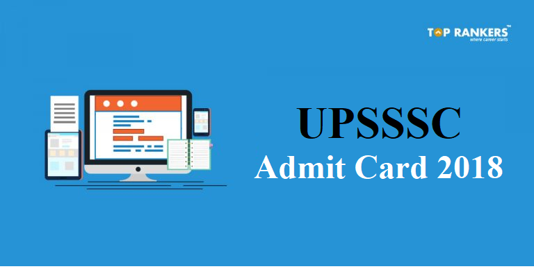 UPSSSC Admit Card for Agriculture Services Class III