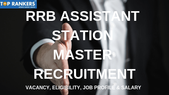 RRB ASSISTANT STATION MASTER