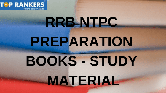RRB NTPC PREPARATION BOOKS
