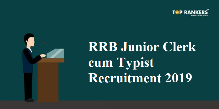 RRB Junior Clerk cum Typist Recruitment