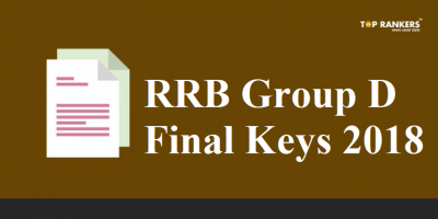 RRB Group D Final Keys and Question Paper | Check Official Notice regarding Publishing