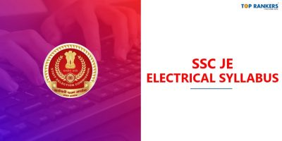 SSC JE Electrical Syllabus 2020: Check Important Topics & Recommended Books