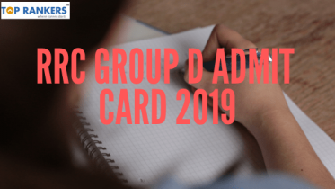 RRC Group D Admit Card 2019