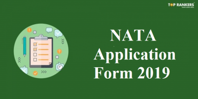NATA Application Form 2019 | Apply online for NATA 2 Exam