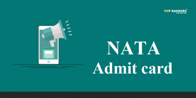 NATA Admit card 2019 | NATA 1 Admit card to be released on 1st April 2019