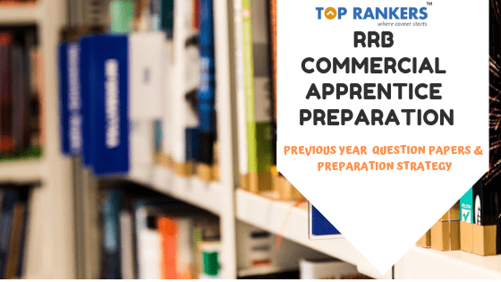 RRB COMMERCIAL APPRENTICE PREPARATION