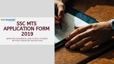 SSC MTS Application Form 2019