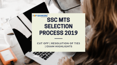 SSC MTS Selection Process 2019
