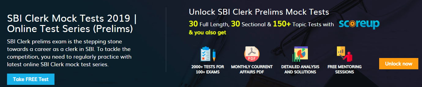 SBI Clerk Last Minute Preparation Tips