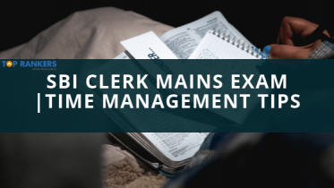 How to attempt SBI Clerk Mains 2019?