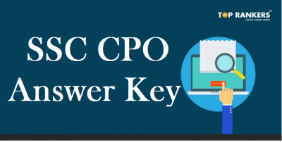 Official SSC CPO Answer Key 2018 Paper 1 Released