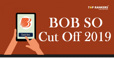 BOB SO Cut Off 2019 releases soon @ bankofbaroda.com