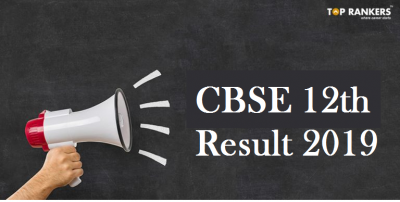 CBSE 12th Result 2019 Released at cbseresults.nic.in