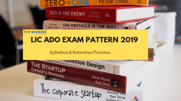 LIC ADO Exam Pattern 2019