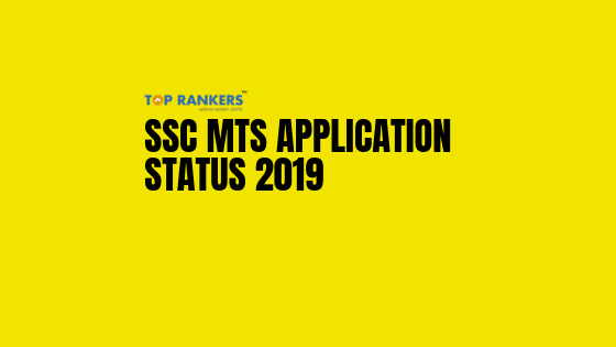 ssc mts application form status and correction