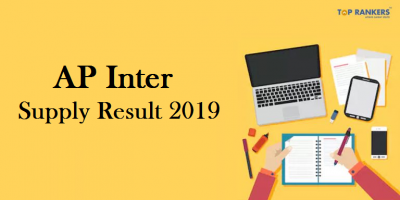 AP Inter Supply Result 2019 | Check 1st Year & 2nd Year Supply Result