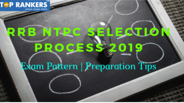 RRB NTPC Selection Process 2019
