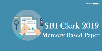 SBI Clerk Memory Based Paper – Quant, Reasoning & English