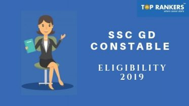 SSC GD Eligibility 2019 | Age Limit and Qualification