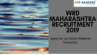 WRD Maharashtra Recruitment 2019 | Apply Online for 500 Vacancies