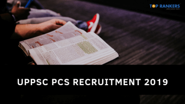 UPPSC PCS Recruitment 2019