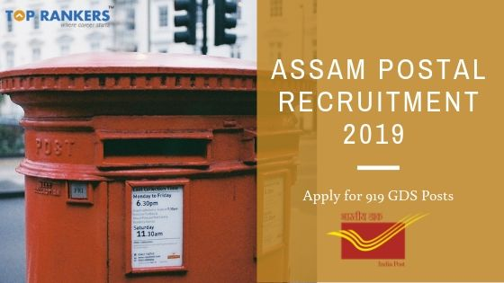Assam Postal Recruitment
