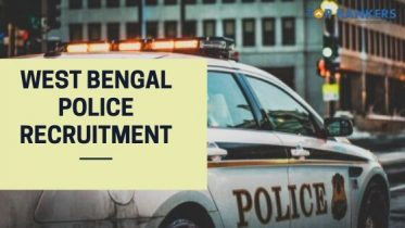 West Bengal Police Recruitment 2019: Apply for SI and Driver Posts