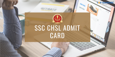 SSC CHSL Admit Card 2020