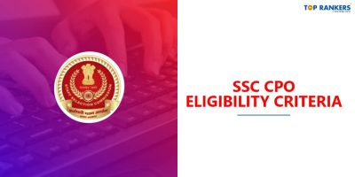 SSC CPO Eligibility Criteria 2020: Check Age Limit, Educational Qualification