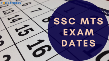 SSC MTS Exam Date 2020 – Check Complete Exam Schedule