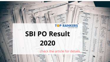 SBI PO Result 2020 – Check Merit List here