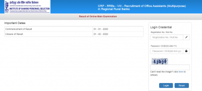IBPS RRB Final Result 2019-20 Out Now – Check Complete Details