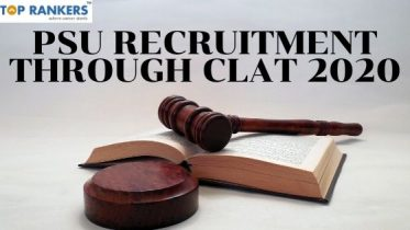 PSU Recruitment through CLAT 2020