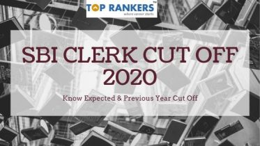 SBI Clerk Cut Off 2020 Prelims Expected Cut Off Marks