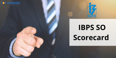 IBPS SO Scorecard 2020: Check Prelims Scorecard