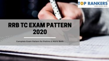RRB TC Exam Pattern 2020