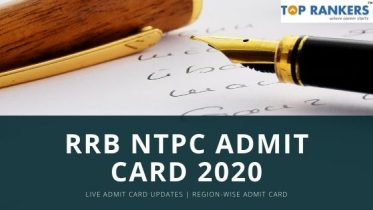 RRB NTPC Admit Card 2020 Check Release Date & Download Link