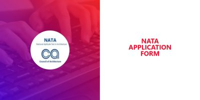 NATA Application Form 2020 Apply Now