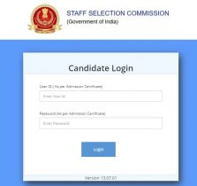 SSC CPO Answer Key 2020