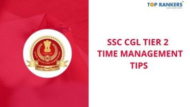 SSC CGL Tier 2 Time Management Tips 2020