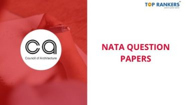 NATA 2020 Question Papers PDF Download