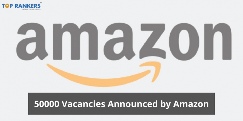 Amazon Jobs: 50,000 Delivery Executives Jobs