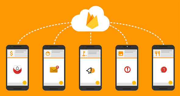 Integrating Firebase push notification in Android Application using Ionic