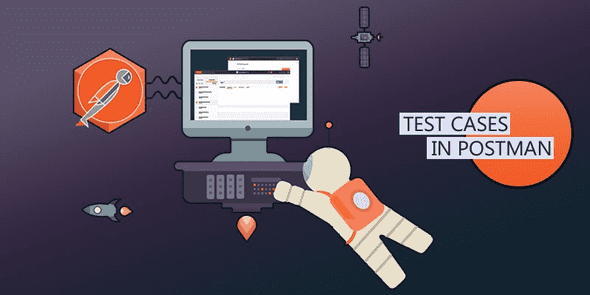 Write a test cases in Postman