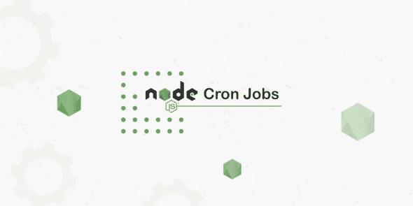 set up a cron job in NodeJS