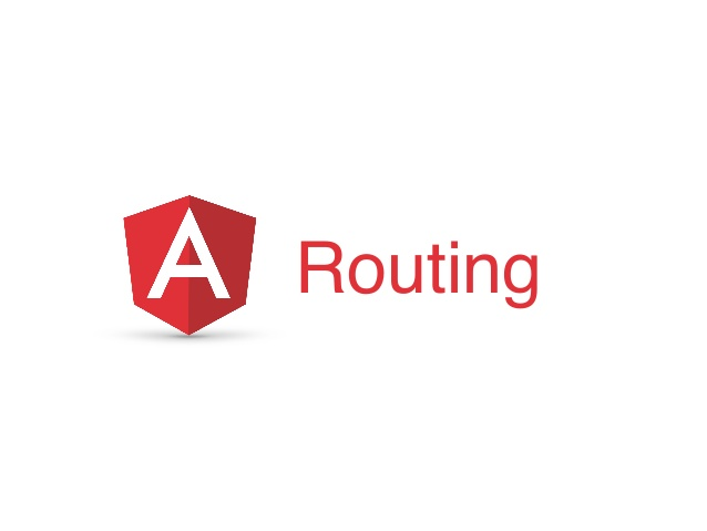 How angular routing works