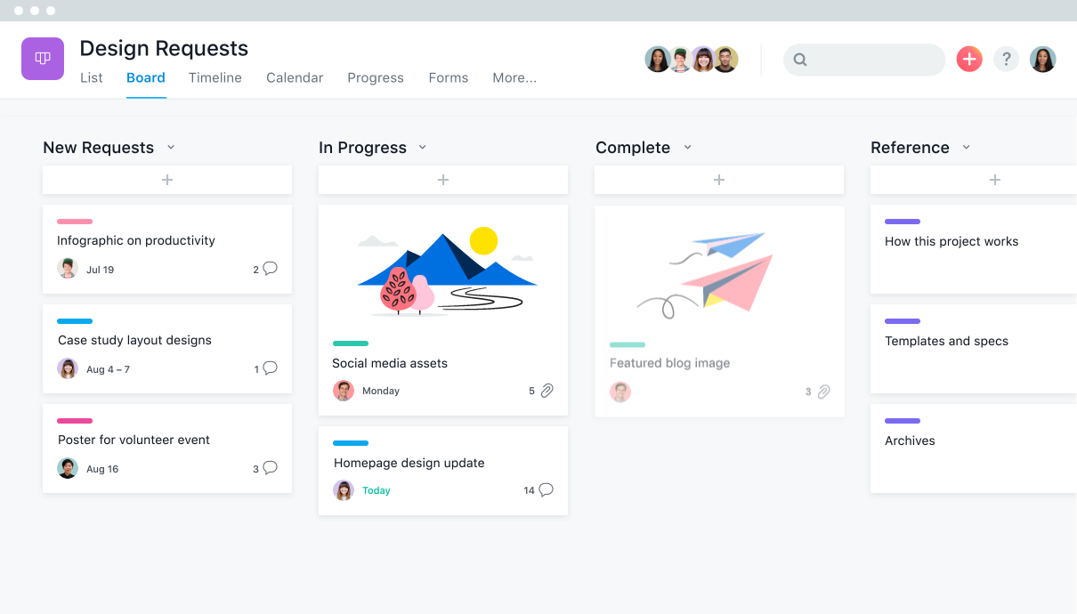 Asana Task Management Software