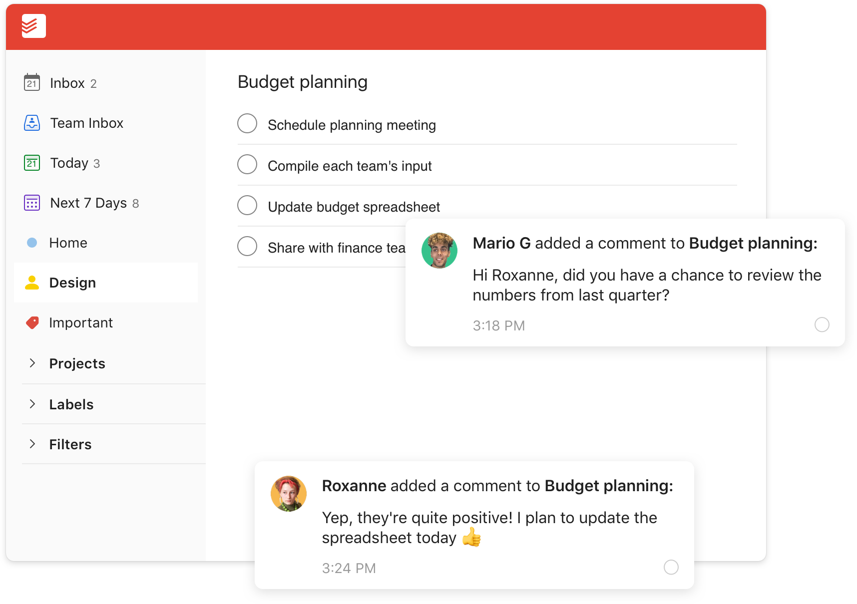 Todoist Task Management Software
