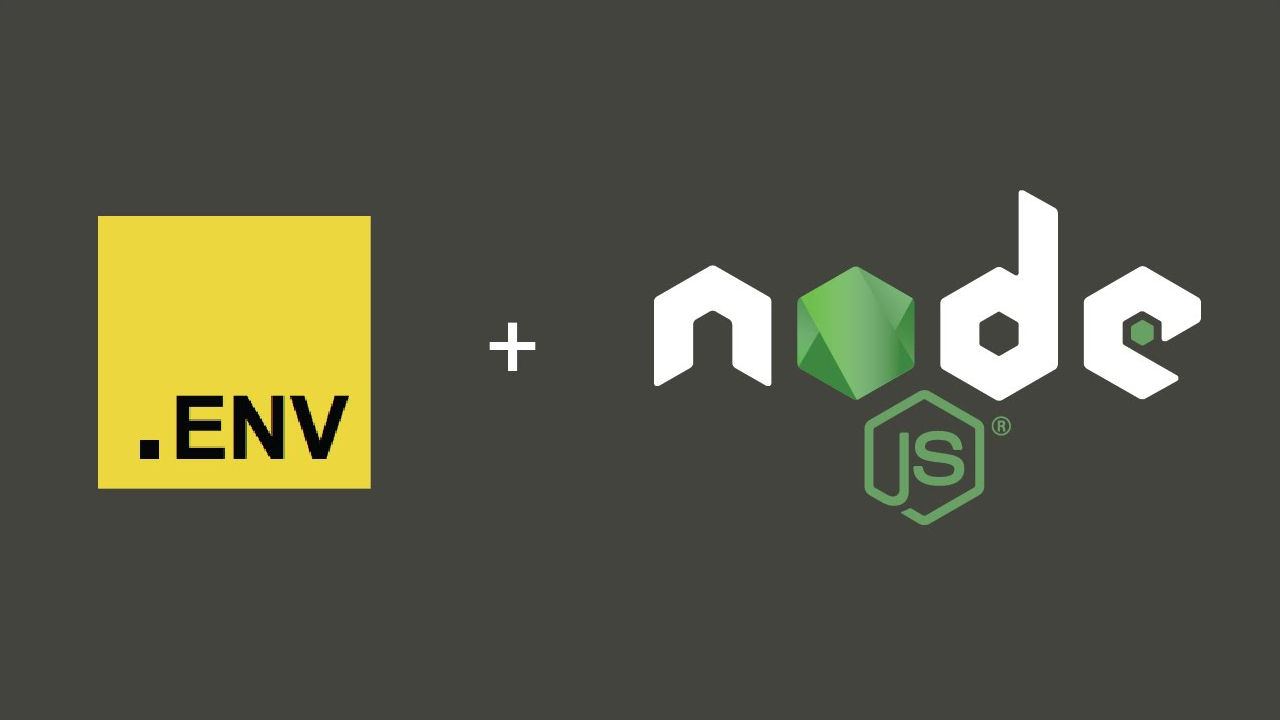 How to set Environment Variable in node js