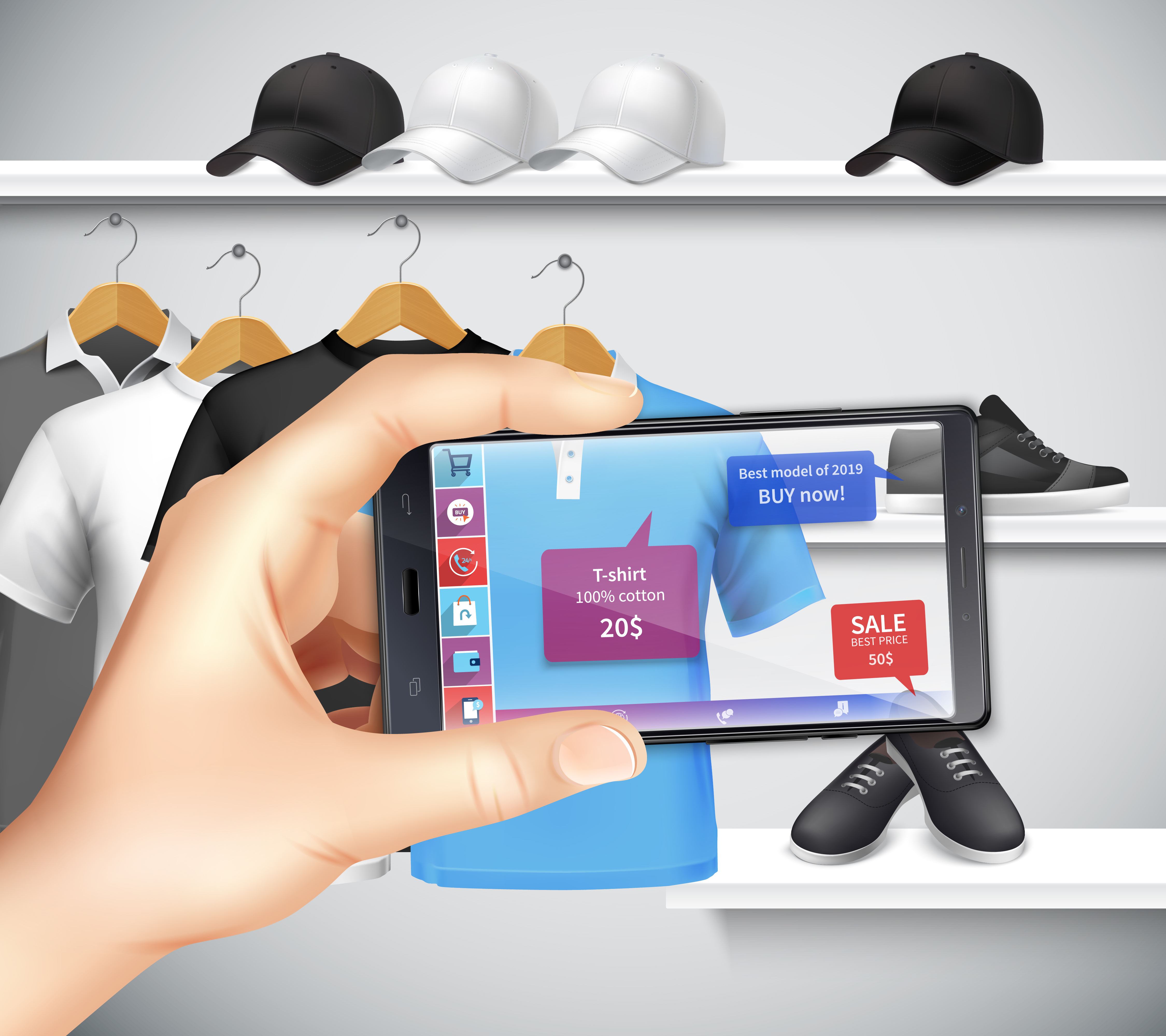 Augmented Reality for eCommerce